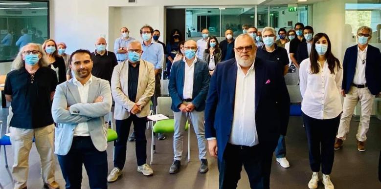 L'Assessore regionale Fioroni e Bianconi nuovo Amministratore di Umbria Digitale con l'Azienda